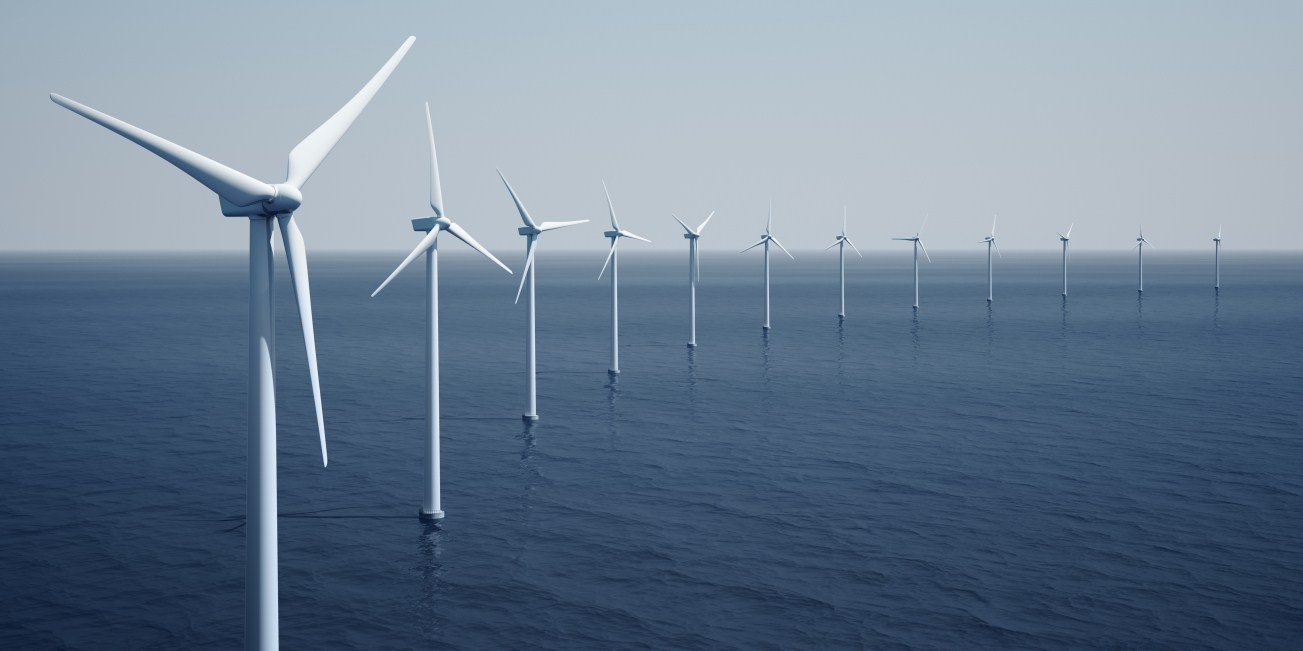 L'éolien offshore français prend son envol