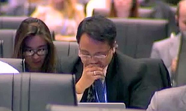 Conférence de Doha : les larmes du négociateur Philippin