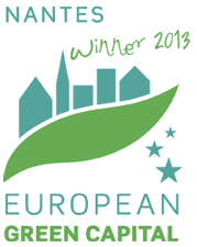 Nantes, capitale verte européenne 2013!