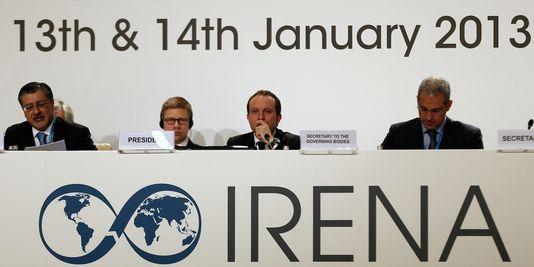 La Chine intègre l'Agence Internationale des Energies Renouvelables