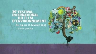 A vos agendas : le Festival International du Film d'Environnement commence demain !