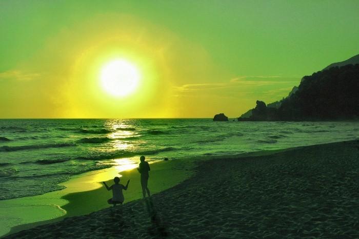 Le soleil vert pour l'énergie de demain ?