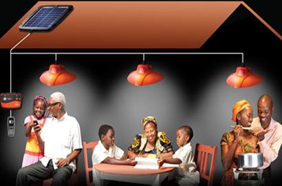 Kenya : le solaire presque gratuit grâce au «pay as you go» !