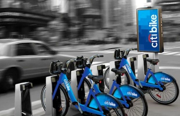 New York lance le plus grand réseau de vélos en libre-service d'Amérique de Nord !