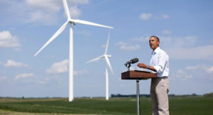 Green revolution : yes he can ?