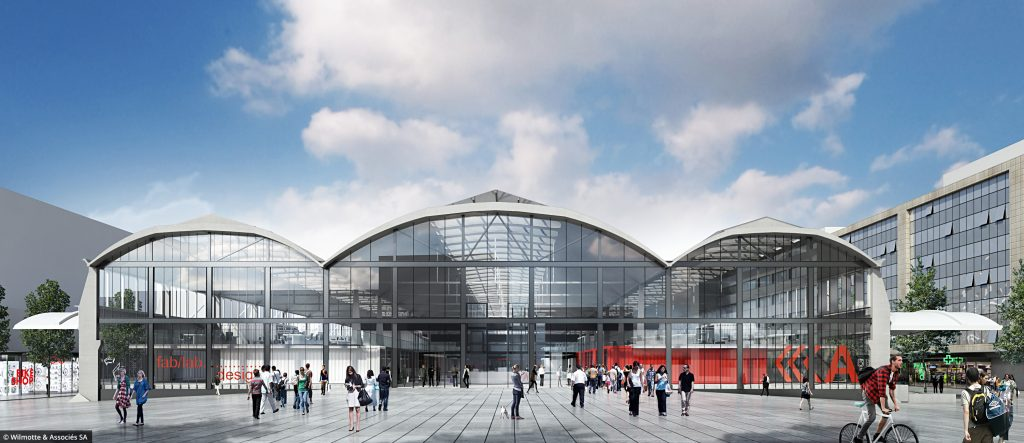 Paris lance le chantier du plus grand incubateur de start-up au monde !