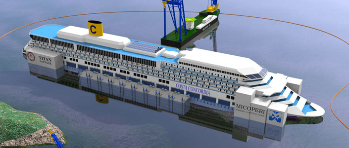Costa Concordia : ne l'appelez plus jamais «épave»