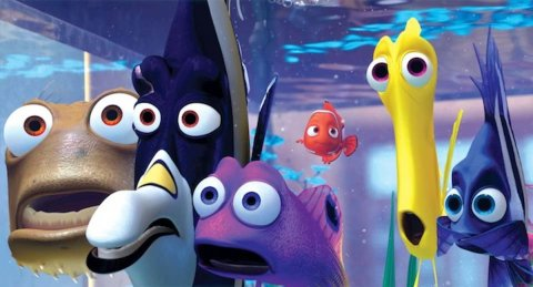 disney-pixar-finding-nemo-shocked-tank-gang-fishes