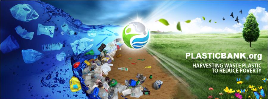 Plastic Bank : faire des déchets plastiques une ressource économique et sociale