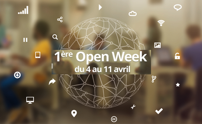 Open Week : portes « collaboratives » ouvertes dès demain !