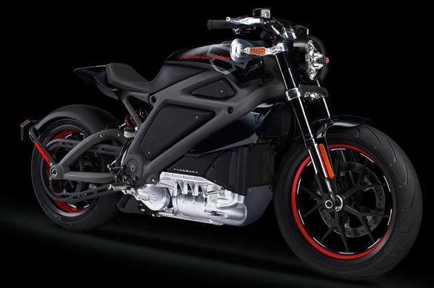 Harley-Davidson passe aussi à l'électrique