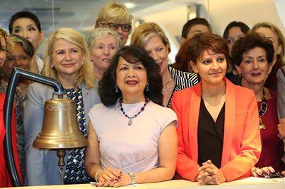 Gobal Summit of Women 2014 : un pour toutes, tous pour elles !