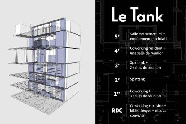 Le Tank : le nouveau lieu du numérique au coeur de Paris