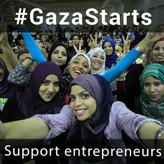 Save Gaza Sky Geeks : l'accélérateur de startups au féminin