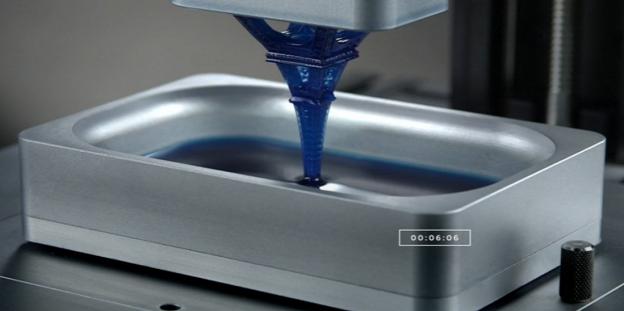 Carbon 3D : l'impression 3D à vitesse grand V