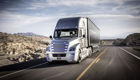 Des camions autonomes circulent déjà aux Etats-Unis !