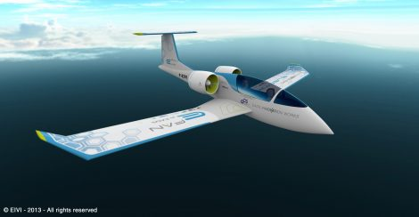 E-Fan : premier avion électrique à traverser la manche !