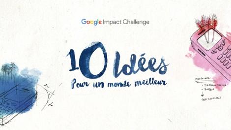 Google Impact Challenge : à vos votes !
