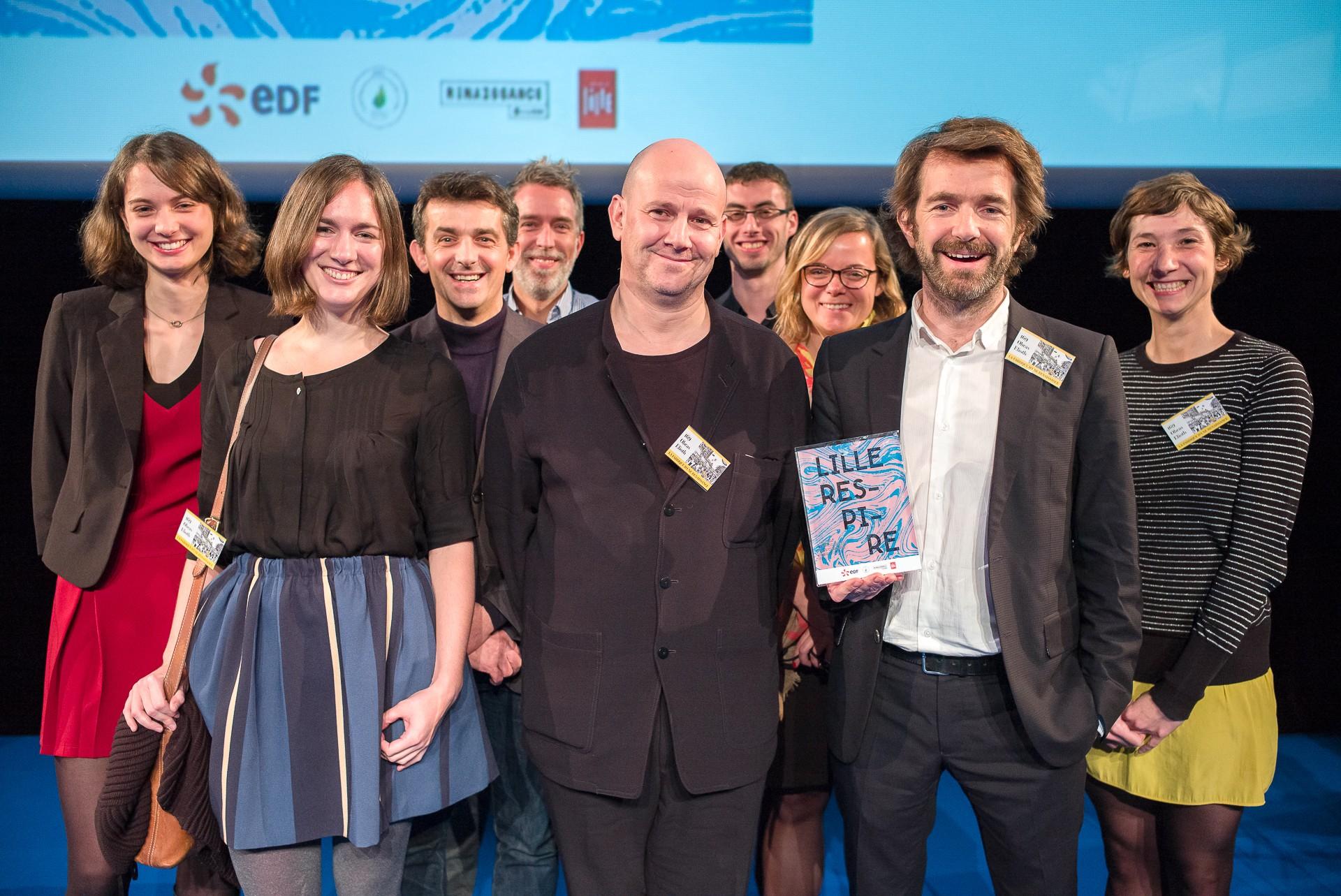 Lauréats concours bas carbone : ils inventent la ville de demain !