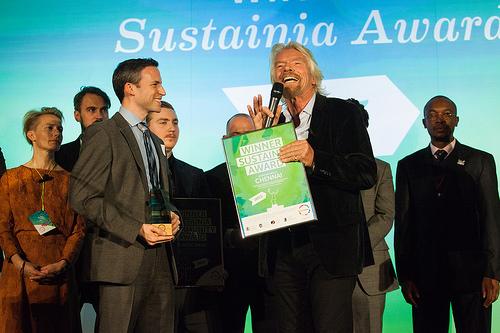 Sustainia Awards : et les gagnants sont…