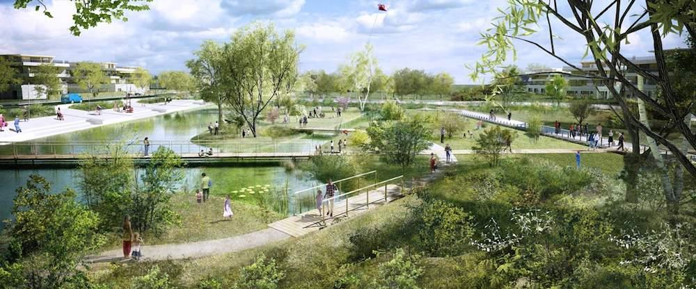 L'institut de la ville durable est né !