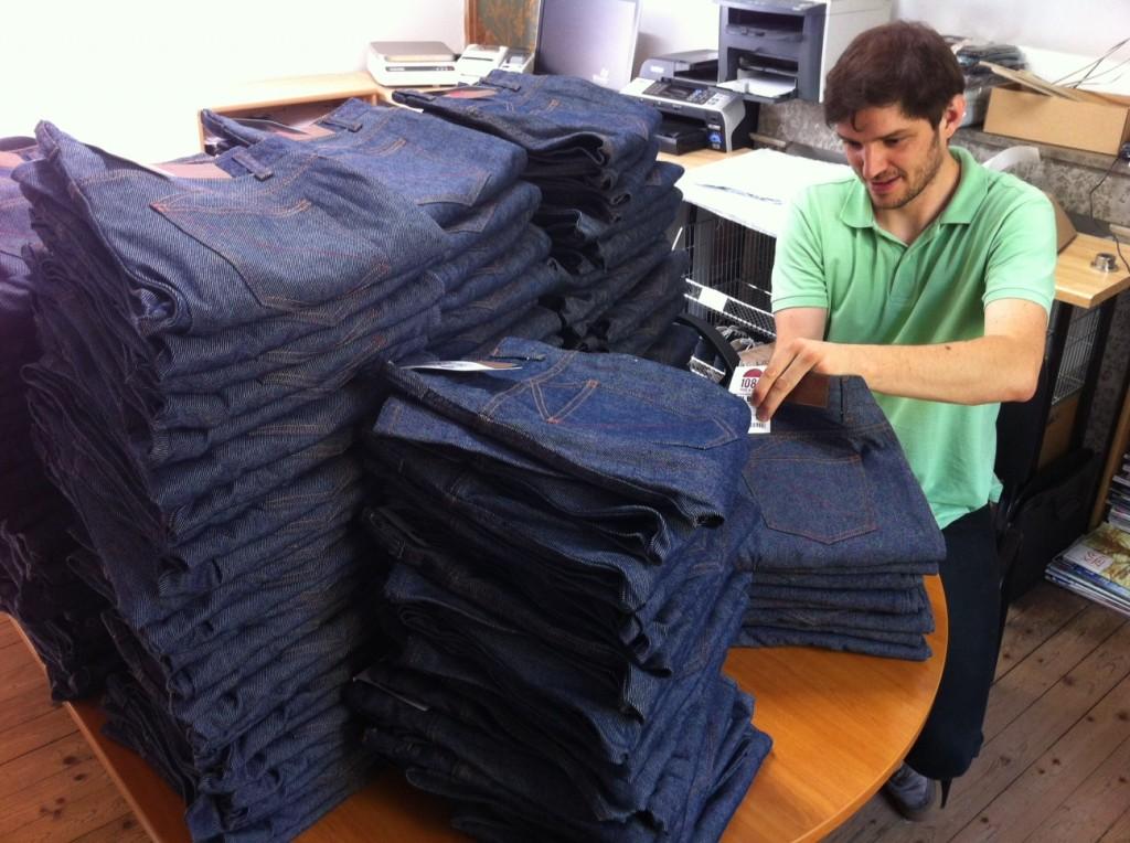 Thomas Huriez fondateur 1083 jeans