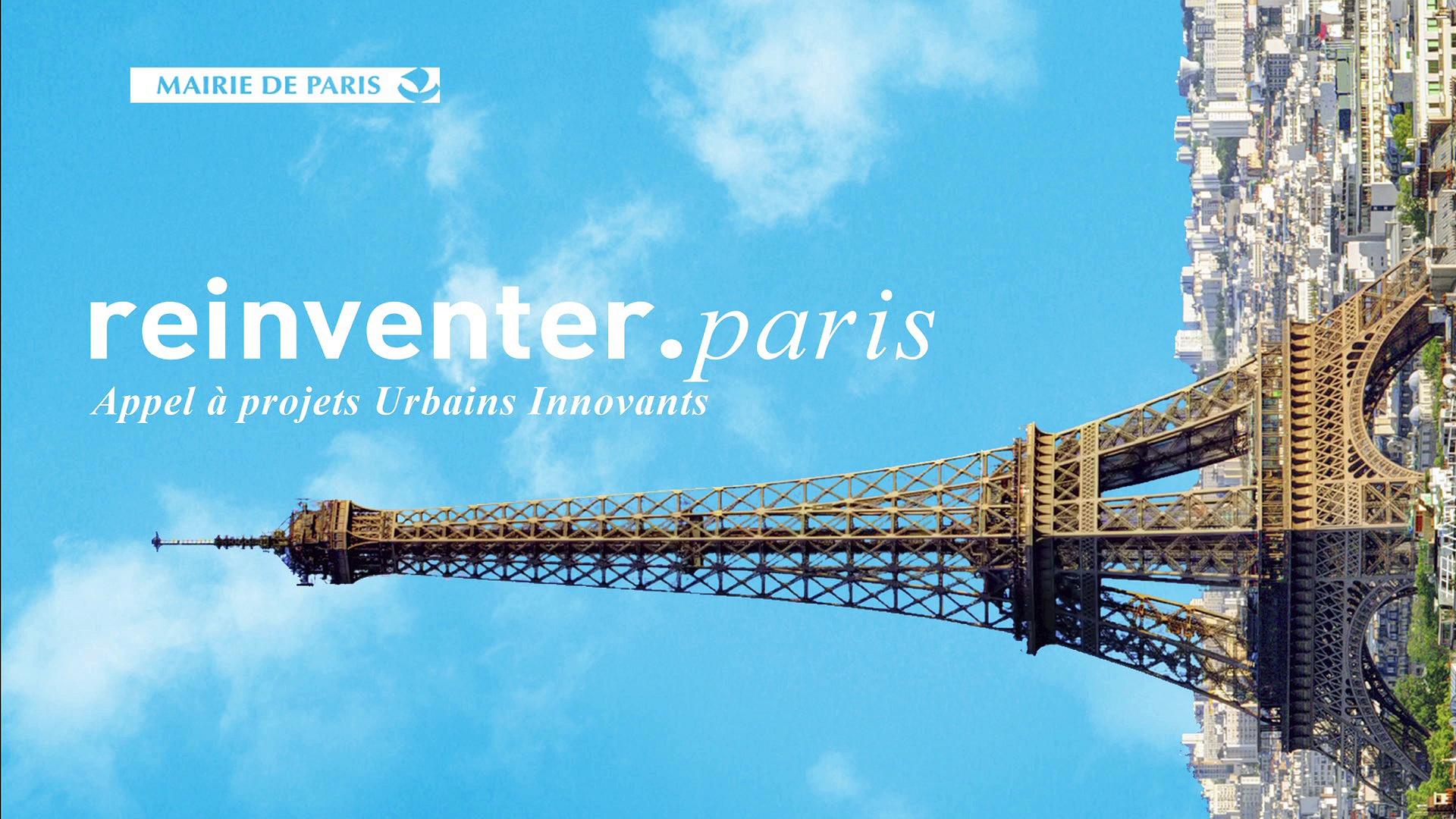 les lauréats du concours d'architecture réinventer paris