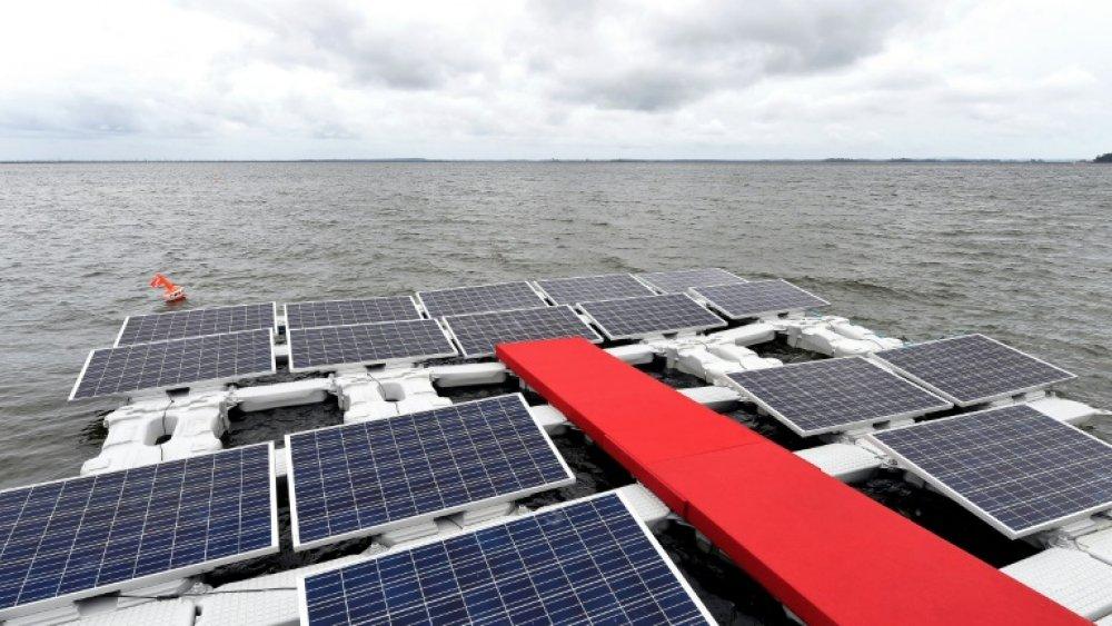 Au Brésil, le solaire se met à flot