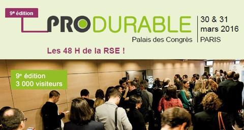 Salon RSE à Paris