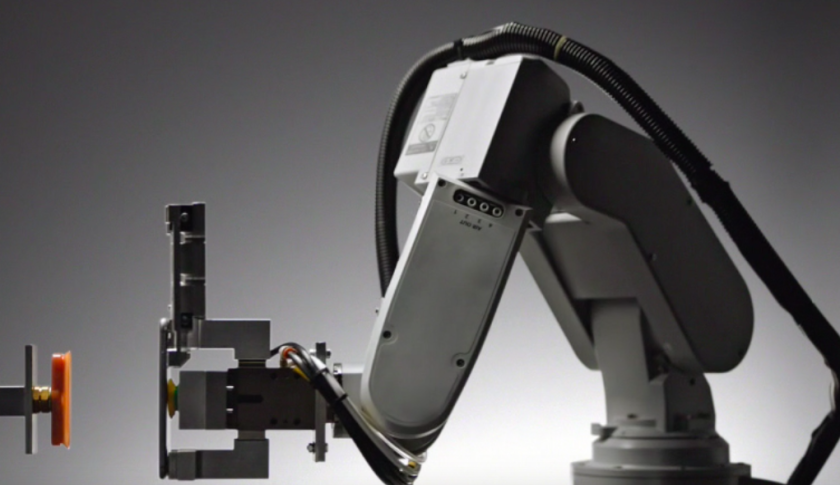 LIAM : le robot recycleur d'Apple