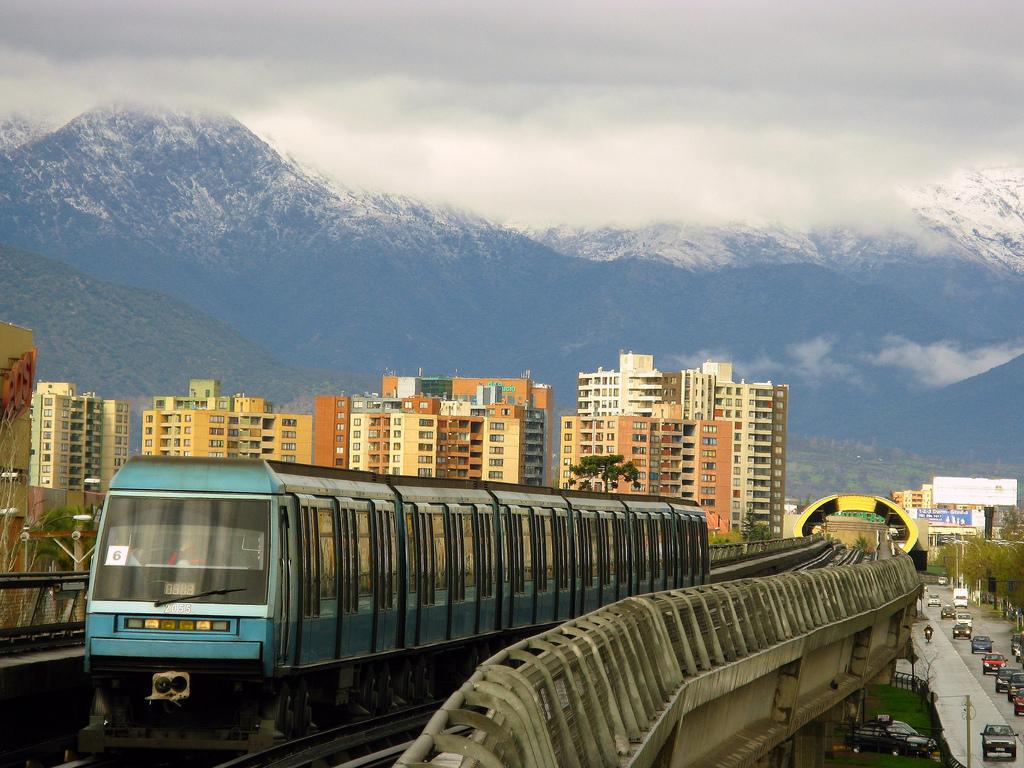 Le soleil brille, le métro roule