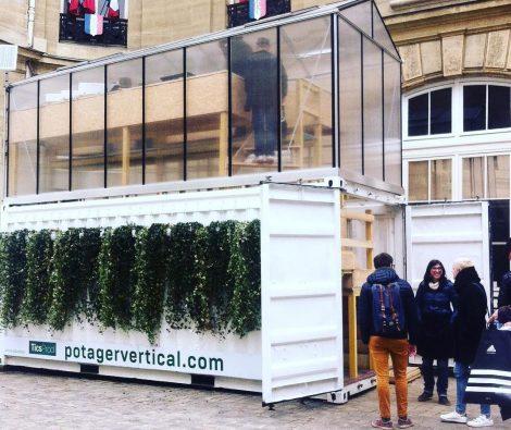 L'urban farming prend de la hauteur !