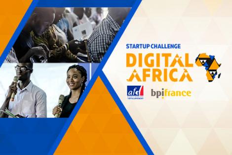 Startup Challenge digital Africa : l'Afrique se numérise !