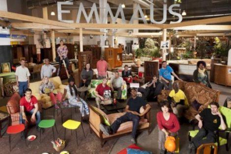 Label Emmaüs, l'achat solidaire en un clic!