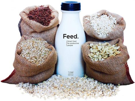 Feed startup française foodtech