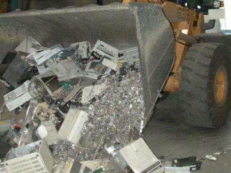 E-waste, déchets électroniques, rapport ONU santé