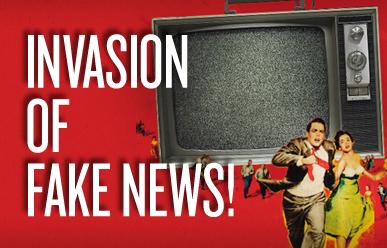 Fake-news : les médias disent stop !