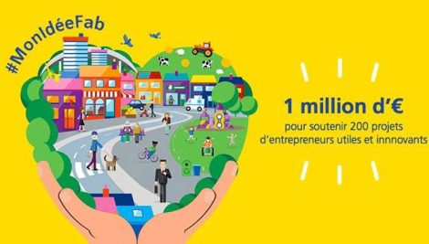 Fabrique Aviva octroie 1 million euro startups