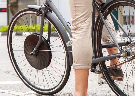UrbanX la roue de vélo électrique