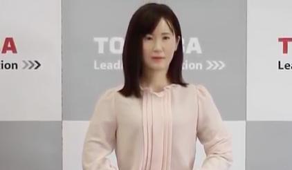 Des robots qui ressemblent de plus en plus à des hommes