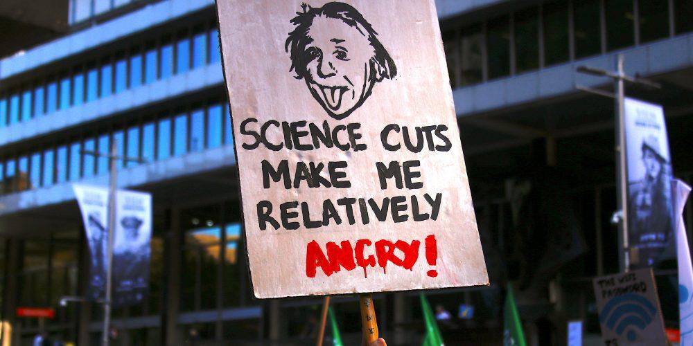 En Marche… pour la Science !