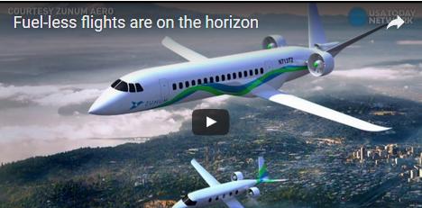 Avions électriques : décollage imminent !