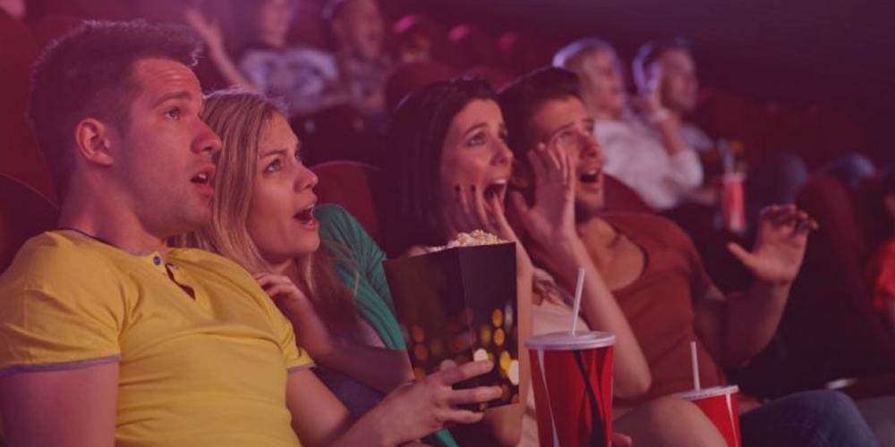 Aller au cinéma en groupe pour payer moins cher avec l'appli cinépool
