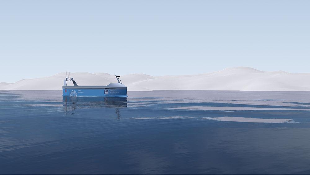 La norvège révolutionne le transport maritime