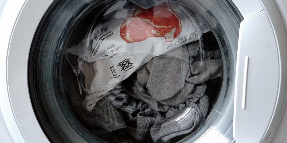 Machine à laver… et à cuisiner !