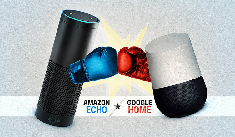 Google, Amazon, Orange