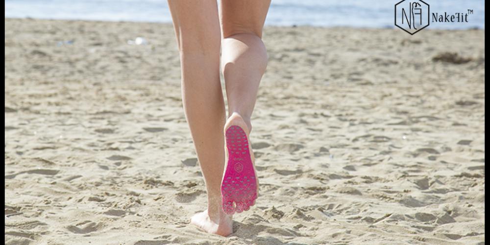 Nakefit : marchez pieds nus !