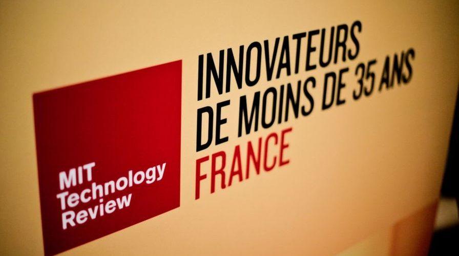 L'innovateur français de l'année est…