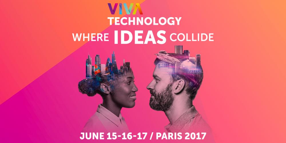 Vivatech2017 : le Paris de l'innovation