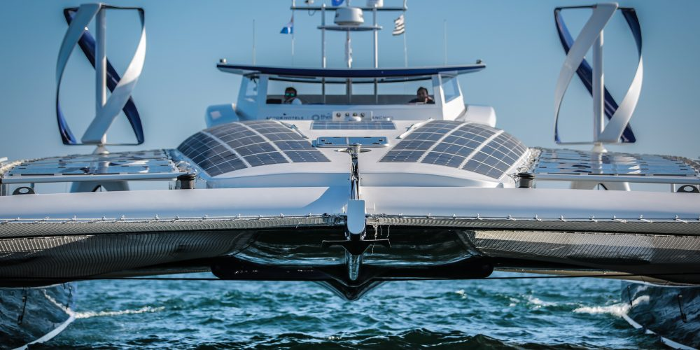 Energy Observer, le bateau du futur